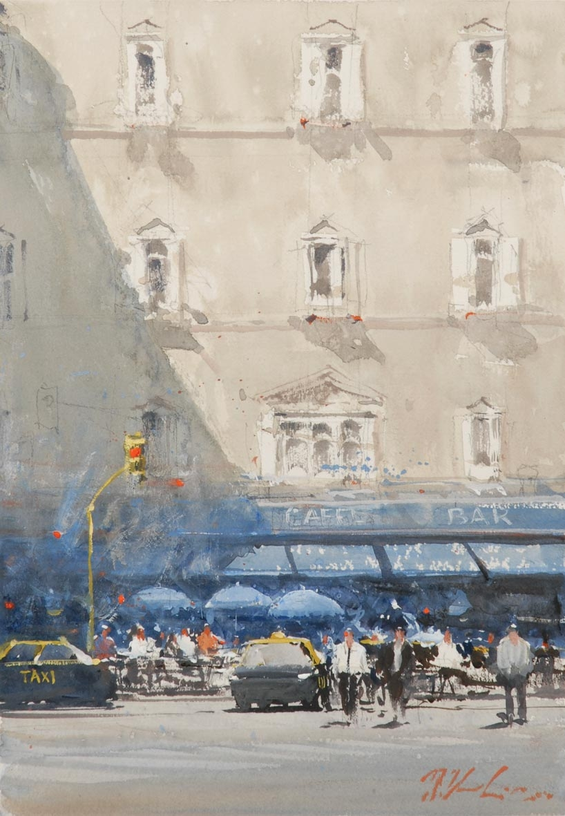 Joseph Zbukvic — Red Hill Gallery