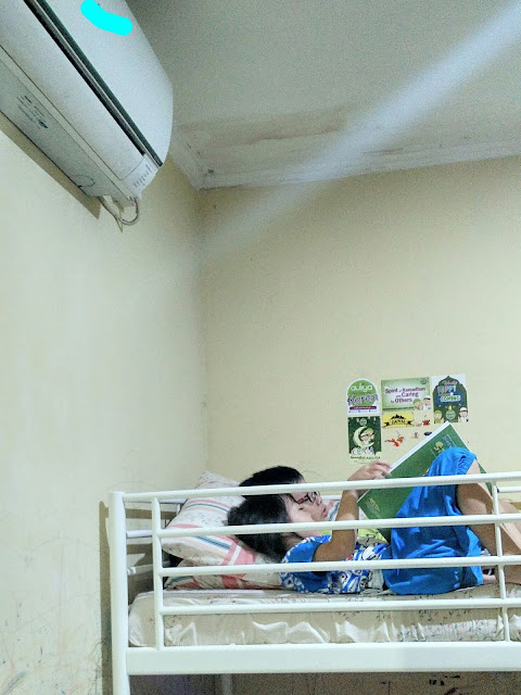 Pasang AC mengurangi alergi
