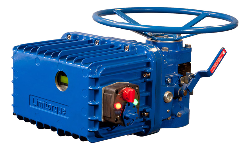 The Industrial Steam  Valve  And Process Control Blog  Electric Actuator