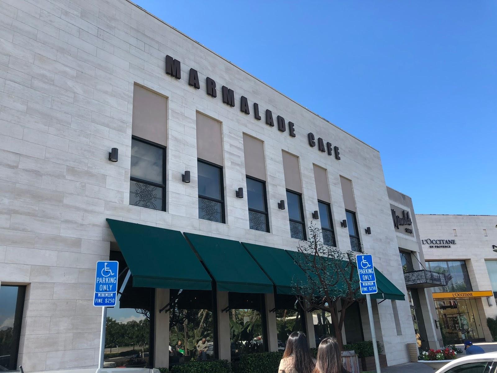 TASTE OF HAWAII: MARMALADE CAFE - EL SEGUNDO, CA