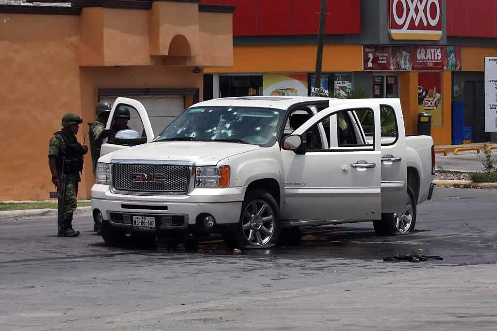 Del Twitter Al Blog Tamaulipas Rojo Junio 1ra Parte