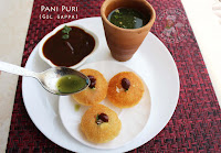 how to make paani puri