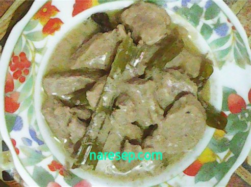 Resep Daging Sapi Masakan Putih Khas Orang Aceh