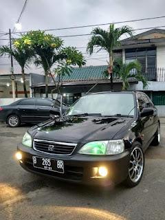 Jual Honda City Type Z Th 2001 Manual Harga Dibawah 60 Juta