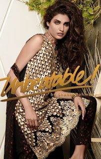 Unbeatable by Shahla Rahman Majestic Fall/Winter Collection 2015-2016