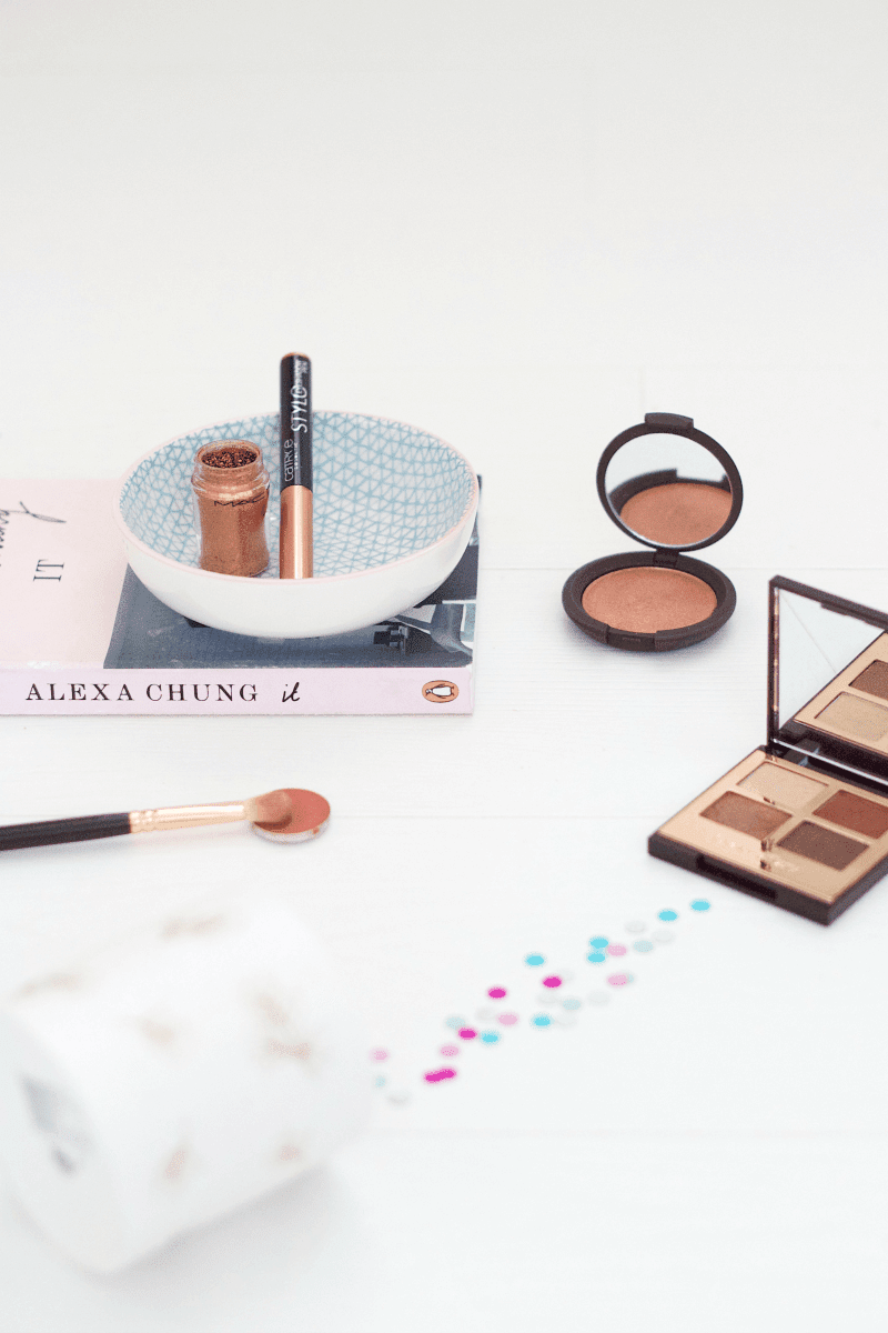 Copper Makeup Products