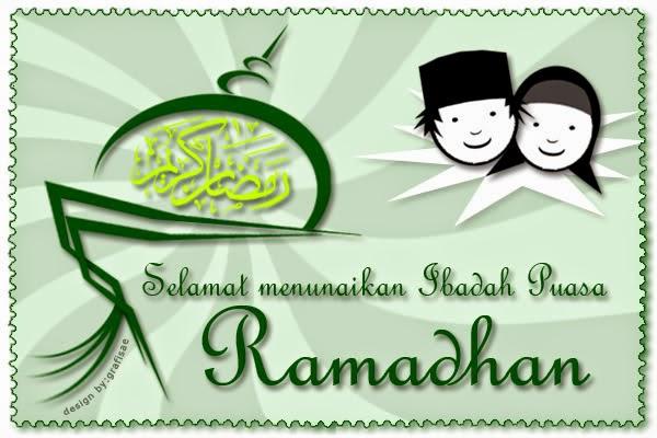 Gambar Ucapan Selamat Menunaikan Ibadah Puasa 2017 Ramadhan 1438H