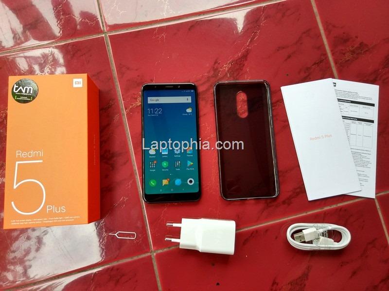 Paket Pembelian Xiaomi Redmi 5 Plus
