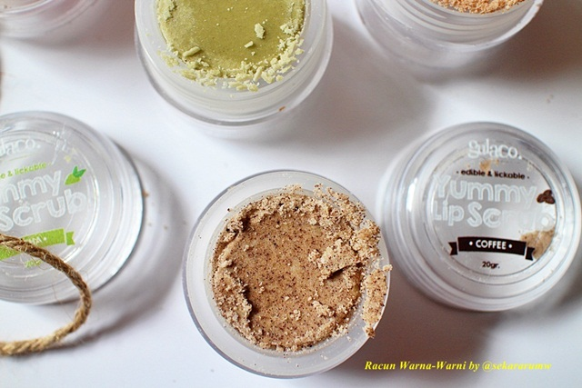 Lip Scrub Favorit