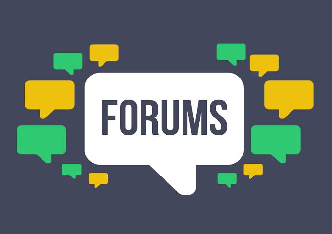comment cr er et ajouter un forum dans blogger blog tutorial. Black Bedroom Furniture Sets. Home Design Ideas