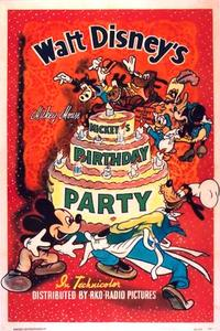 Watch Mickey's Birthday Party Online Free in HD