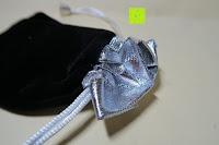 Beutel geschlossen: Delove Bettelarmband Geschenk Damen Armbänder Schmuck Anhänger Silber 18.5cm LKNSPCH372