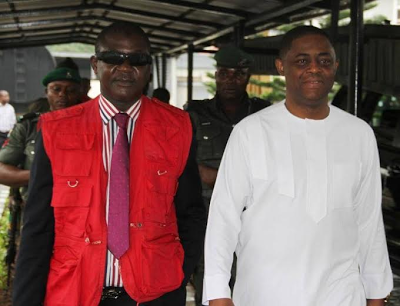 fani kayode efcc detention ikoyi lagos