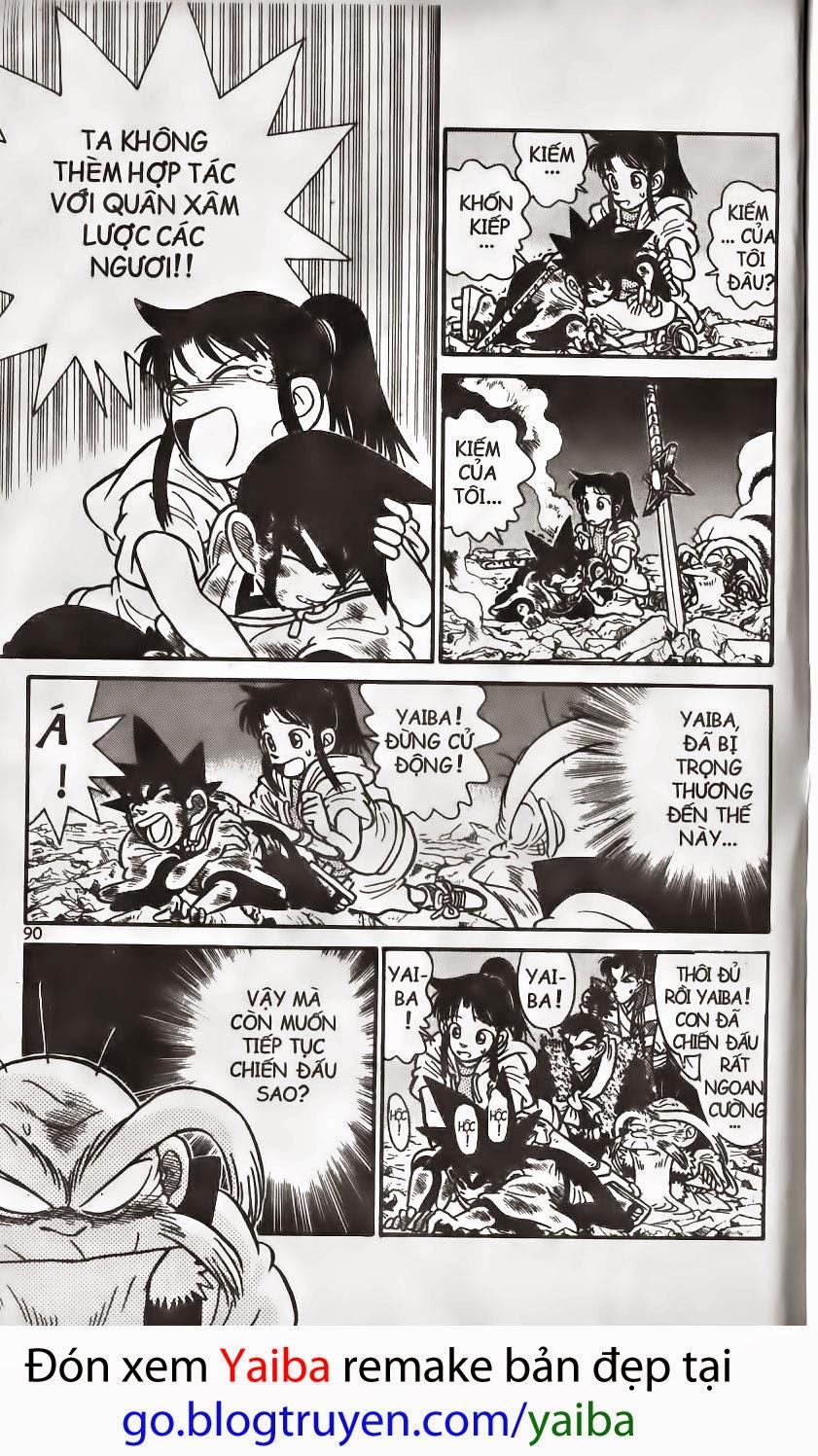 Yaiba chap 149 trang 5