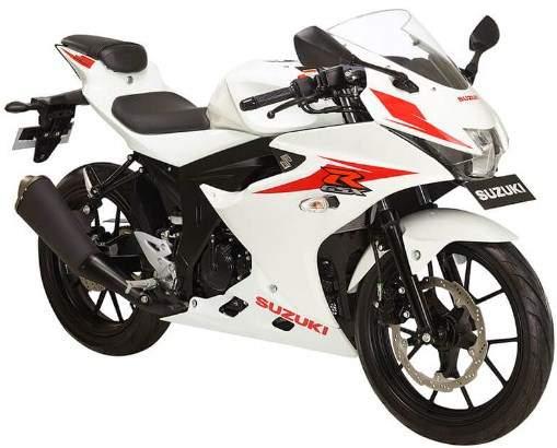 Suzuki-GSX-R150-putih