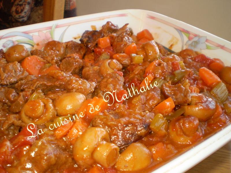 la cuisine de nathalie: bifteck suisse de ma mère