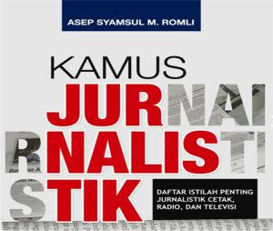 kamus jurnalistik - jurnalistik immersion