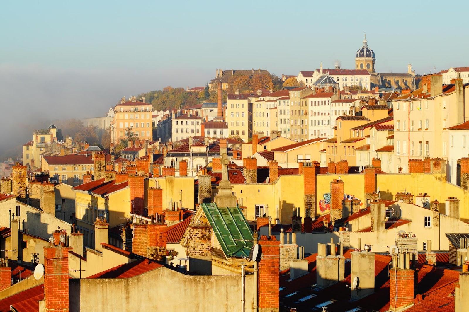 Colline de la Croix-Rousse visite guidée Lyon