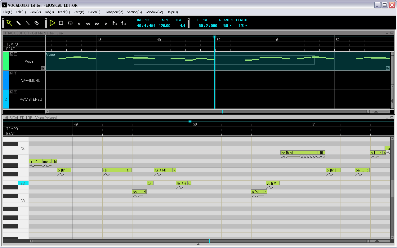 Vocaloid 3 Editor 3 2 1 0 Full Version -I- | 2 Wallpaper