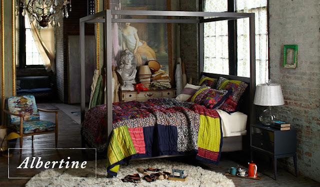 Pretty {much} Art: Pretty {dreamy} Bedding