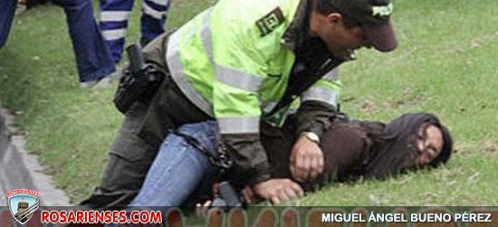 Suspenden por 12 meses a policía que agredió a fotógrafa | Rosarienses, Villa del Rosario