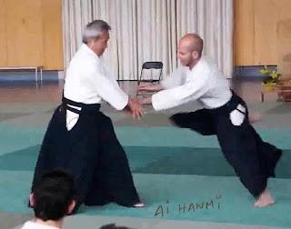 Shihonage ushiro ryotedori