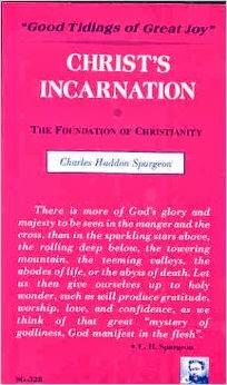 Charles Spurgeon-Christ's Incarnation-