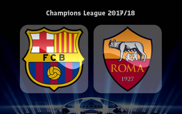 Barcelona vs Roma Full Match And Highlights