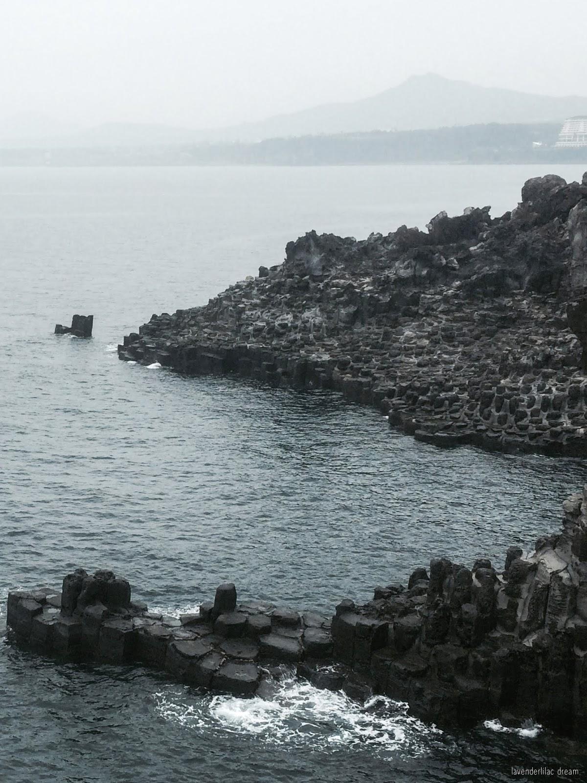 South Korea, Jeju Island, Yonsei University, YISS 2014, Jusangjeolli Cliff