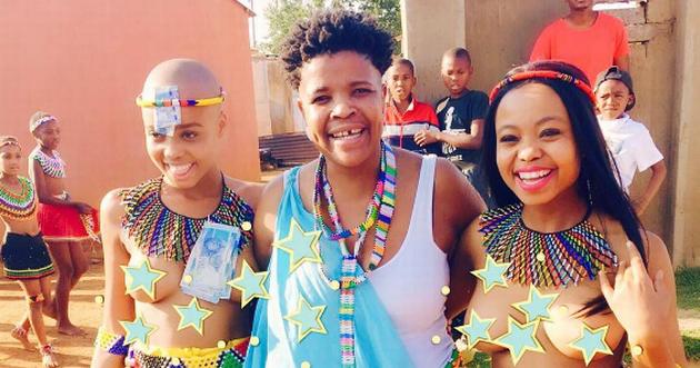 Instagram bans nude Ntando Dumas Umemulo pictures