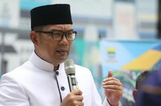Menang versi Quick Count Pilgub Jabar, Ridwan Kamil Sampaikan Pidato Kemenangan