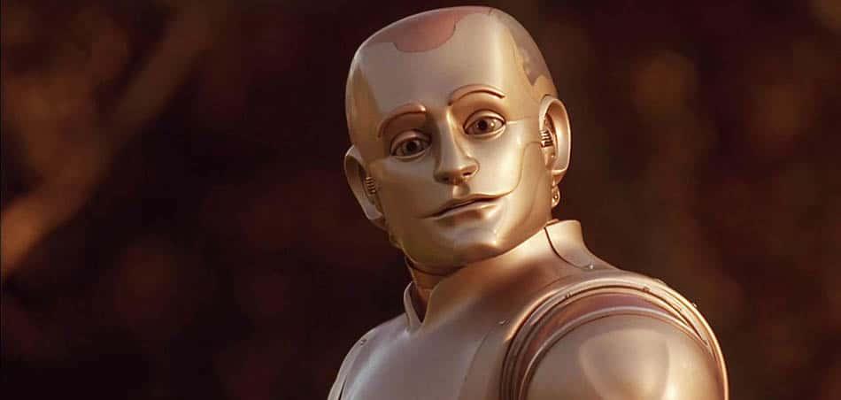 Asırlık adam filmi, Bicentennial Man filmi, Bilim kurgu filmleri, En iyi bilim kurgu filmleri, film önerisi, İnsan olmaya çalışan robot, Robot konulu filmler, tavsiye film, Yapay zeka filmi,