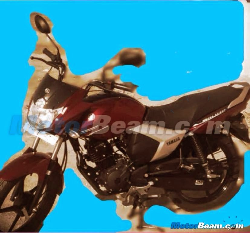 Yamaha Saluto sepeda motor commuter premium