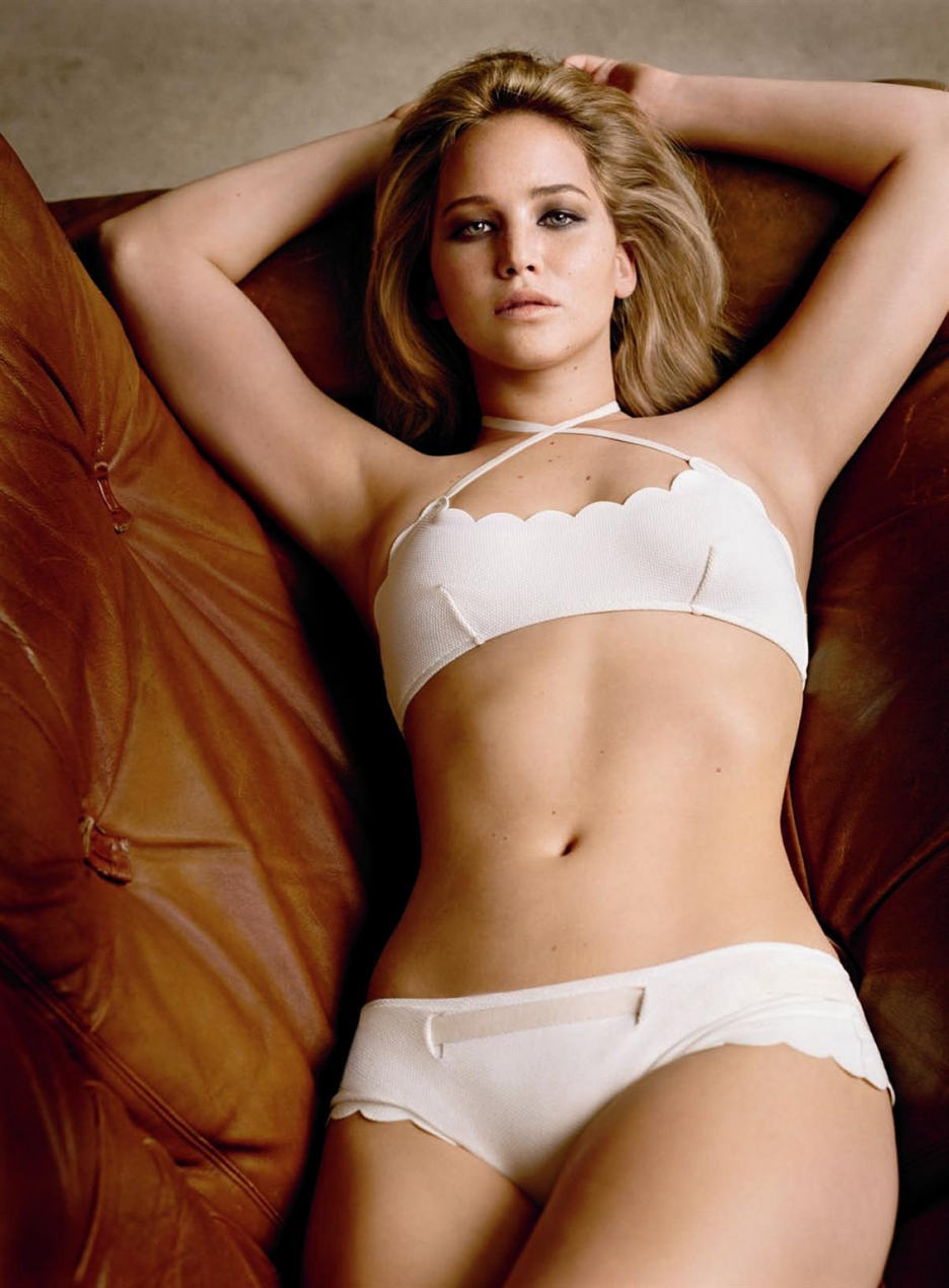 Sensual Gratification: Jennifer Lawrence