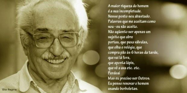 Manoel de Barros ( 19/12/1916-13/11/2014 )- O poeta virou passarinho