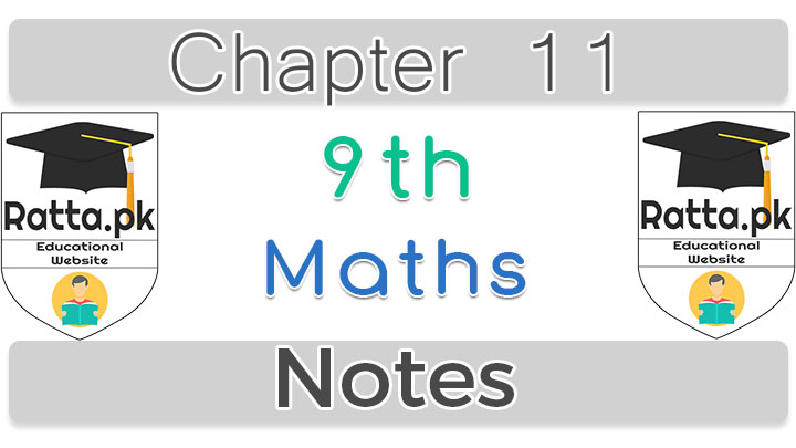 Chapter 11 Parallelograms and Triangles 9th Maths