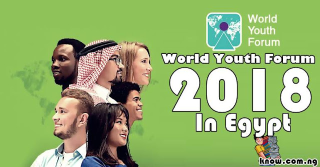 World Youth Forum 2018