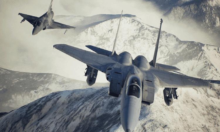 تحميل لعبة Ace Combat 7 Skies Unknown مضغوطة برابط مباشر