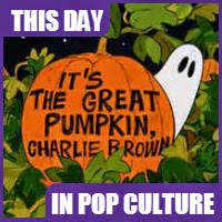 It's the Great Pumpkin Charlie Brown aired for the first time on October 27, 1966.