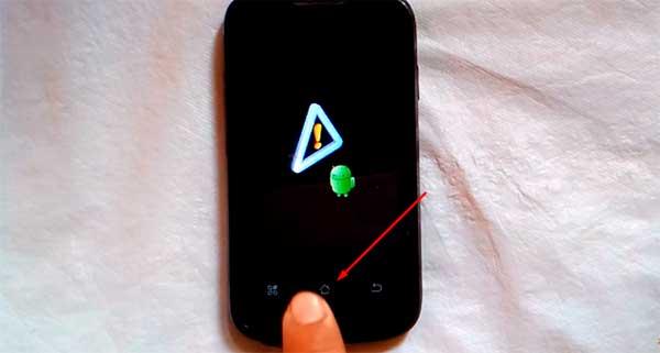 como restablecer un teléfono solone sl-s1