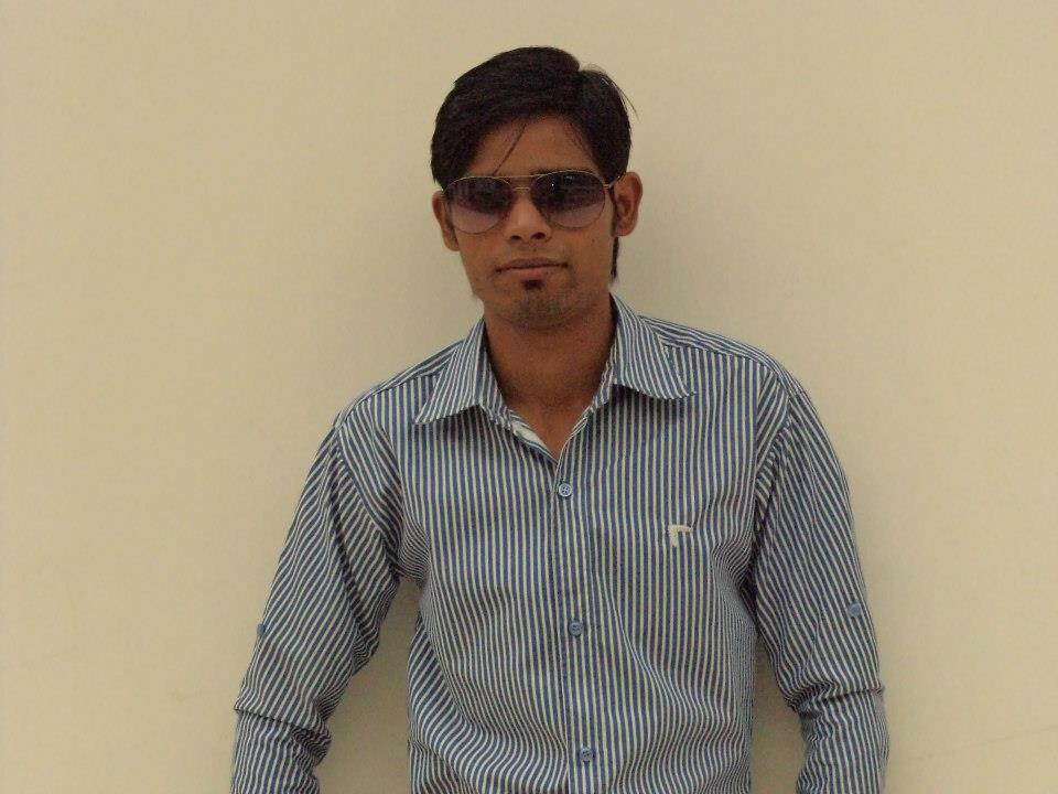 Ravi kumar: smart boy in delhi