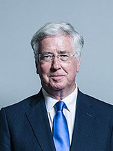 """Clovelly Lectures: """"Responding to Russia""""  Speaker  Rt Hon Sir Michael Cathel Fallon KCB MP"""