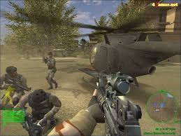 Free Download Delta Force Black Hawk Down PCSX2 ISO PC Games Untuk Komputer Full Version - ZGASPC