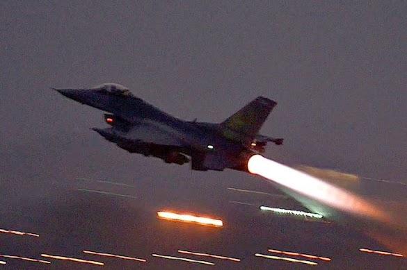 Dini Hari, Jet Tempur Bergemuruh di Langit Jateng