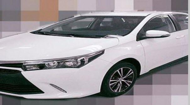 Toyota Corolla 2018 Mobile World 2019