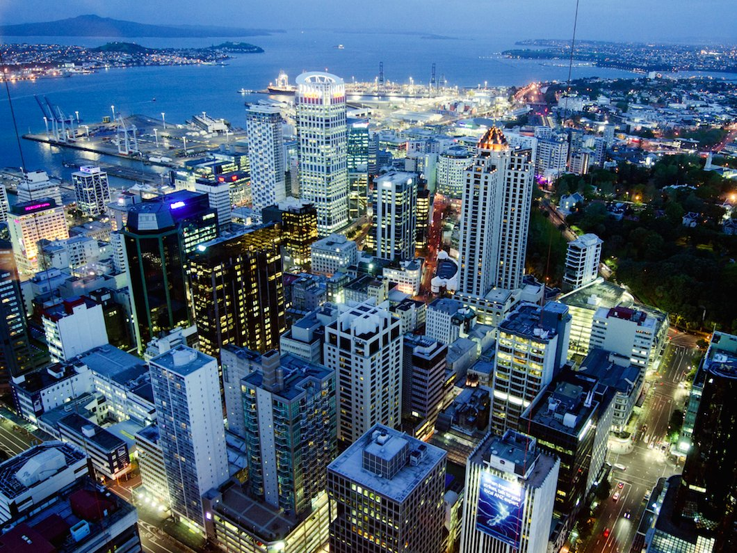 The Top 21 Countries for Quality of Life Have Been Ranked - New Zealand