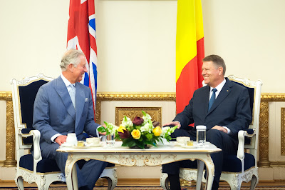 Károly herceg, Klaus Johannis, Charles herceg, Románia, Erdély, Székelyföld, Kálnoky Tibor,