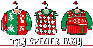 Weezer Christmas Sweater.Agent 54 Ugly Christmas Sweaters