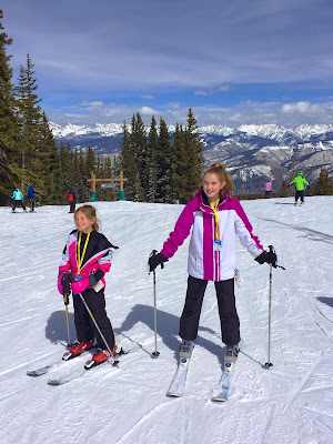 Sisters Skiing in Beaver Creek | Live The Prep Life