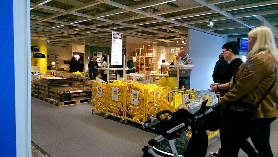 Ikea Pre Shopping